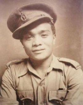 Capt Kumje Tawng Wah