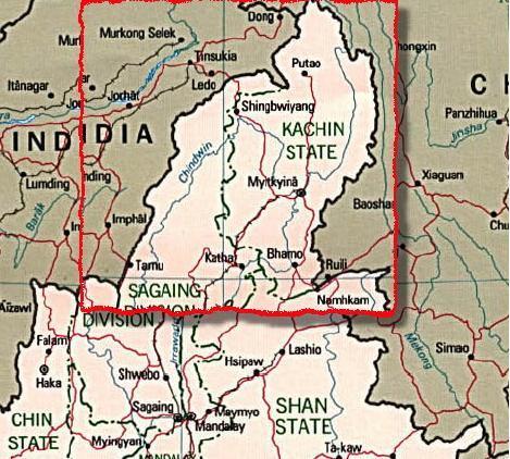 kachinland