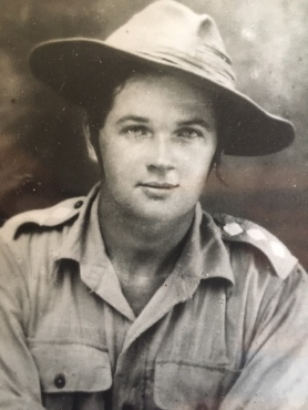 Captain John Bowen [changed name to Bowen 1947] in 1943 or 1944
